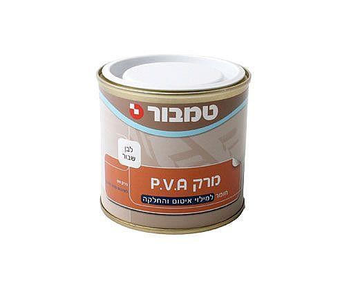 סופר מרק PVA טמבור חומר למילוי איטום והחלקה | צבע עץ ומתכת | צבע ואיטום RT-35